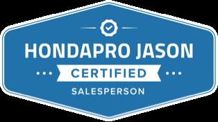 certified salesperson